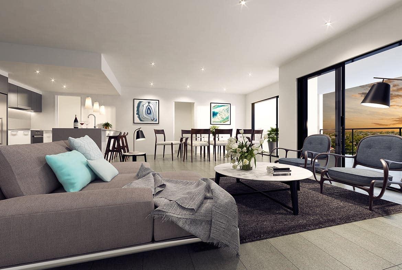 El mercado de viviendas subió un 5.3% en febrero
